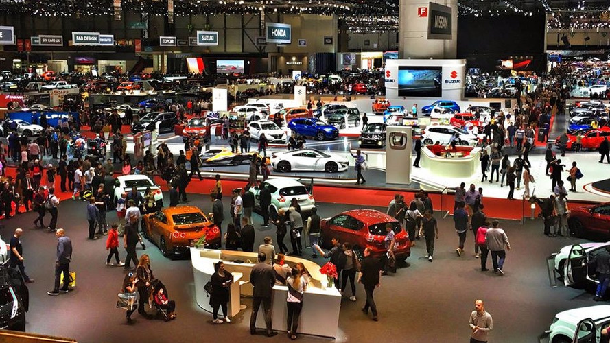 Geneva Motor Show's Future In Doubt, Organizer Faces Liquidation