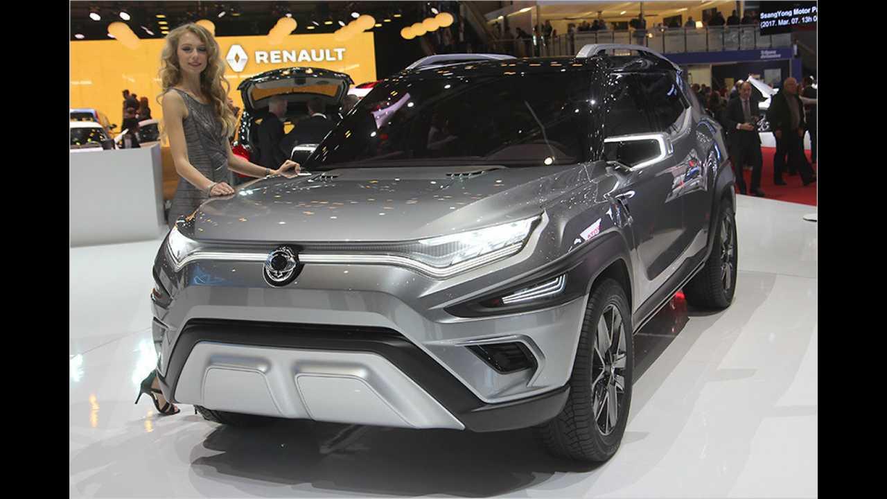 Zwei neue Korea-SUVs