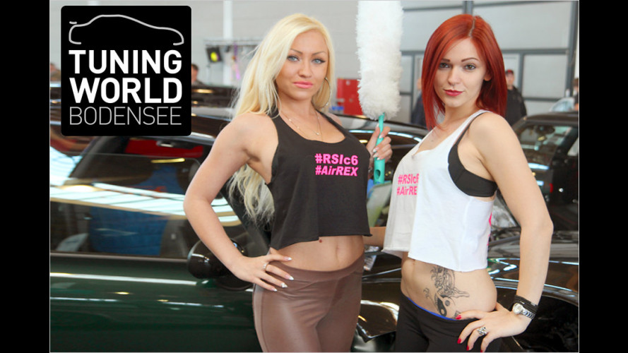 Tuning World 2015: Die Girls