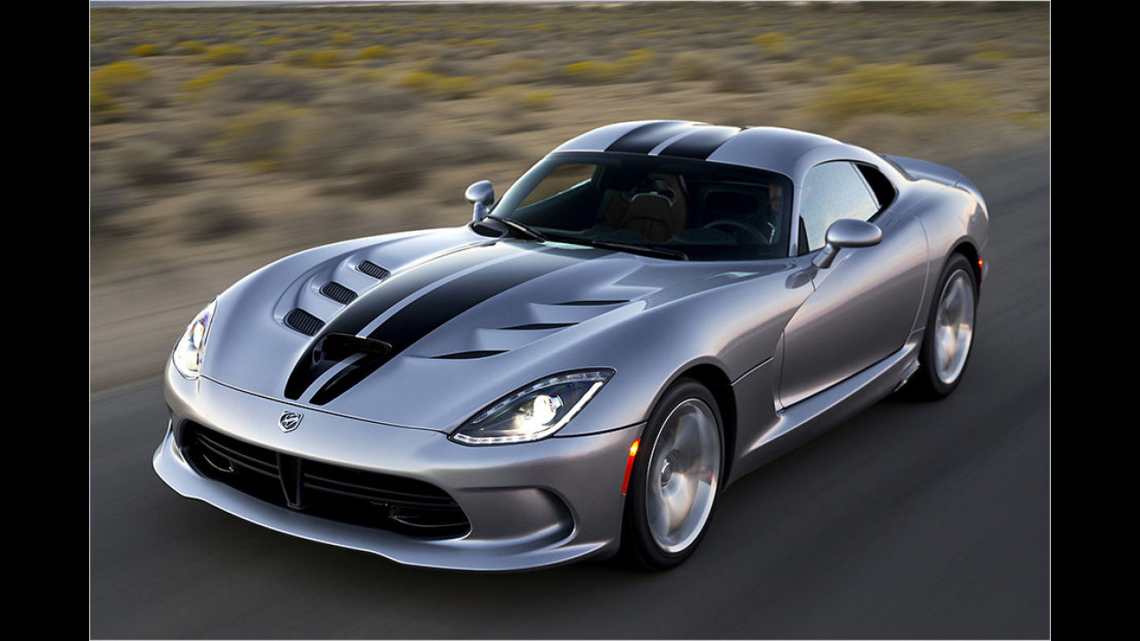 Dodge Viper SRT Coupé