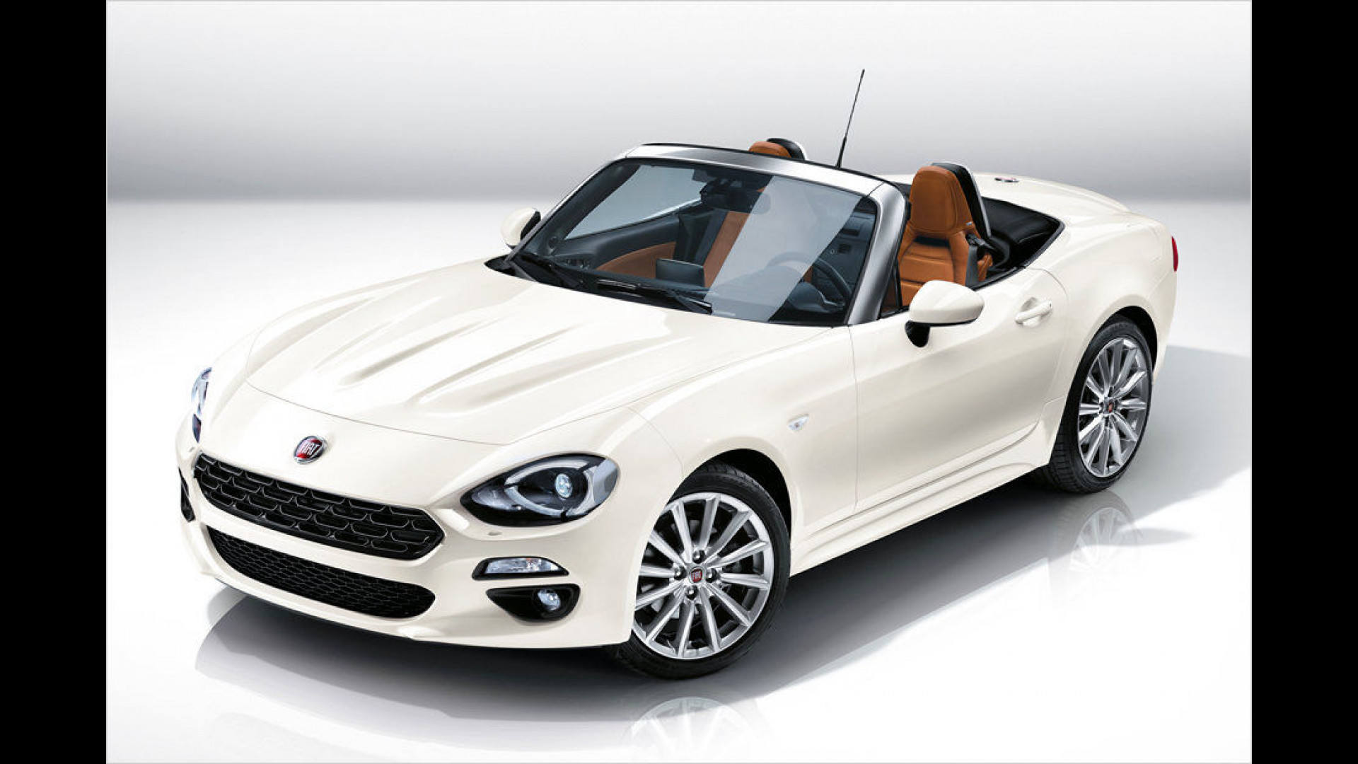 2021 Fiat Spider Spy Shoot