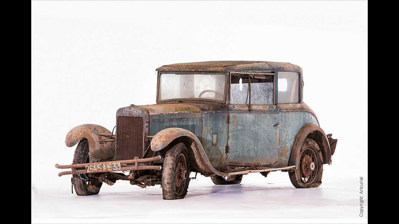 Ariès Type CC4S Limousine (ca. 1930)