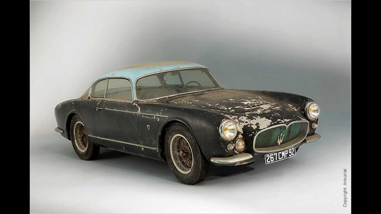 Maserati A6G 2000 Gran Sport Berlinetta Frua  (1956)