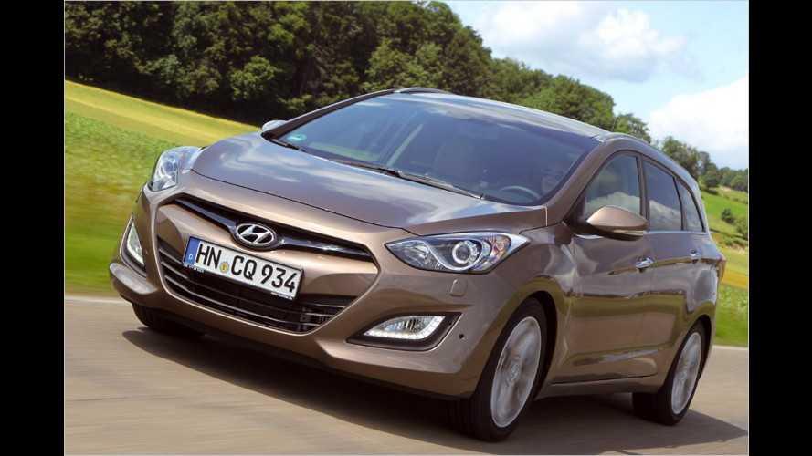 Neue Generation des Hyundai i30cw (2012) im Test