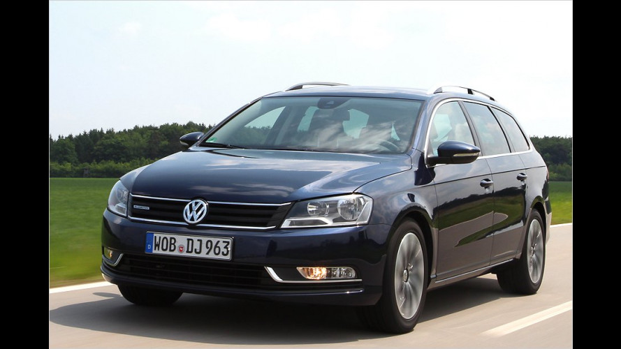 VW Passat Variant BlueMotion (2012) im Test: So fährt sich der Sprit-Spar-VW
