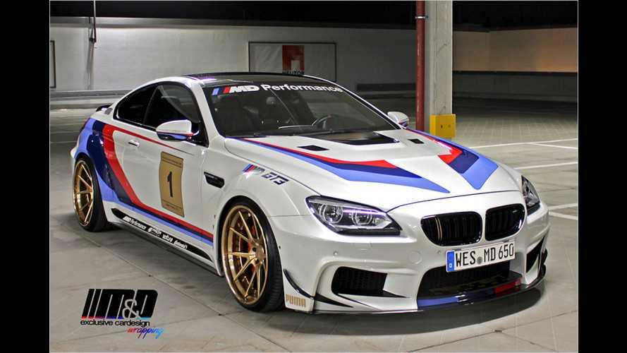 BMW M6 GT3 für die Straße?