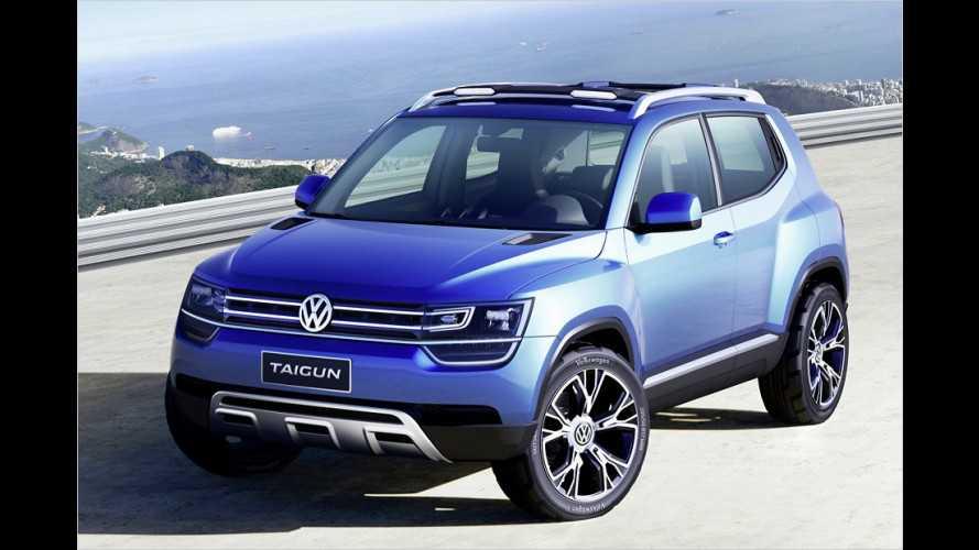 VW Taigun: SUV im Kleinformat