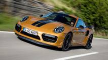 2017 Porsche 911 Turbo S Exclusive Series: First Drive