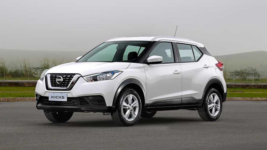 Kicks ajuda Nissan a crescer 30% nas vendas para PcDs