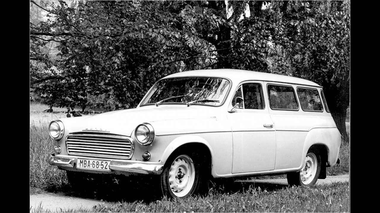 1961: Skoda 1202 STW