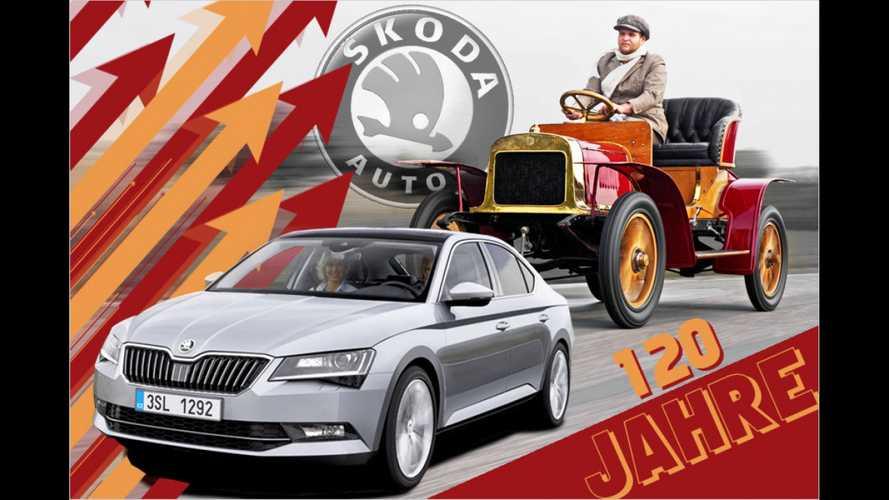 120 Jahre Skoda