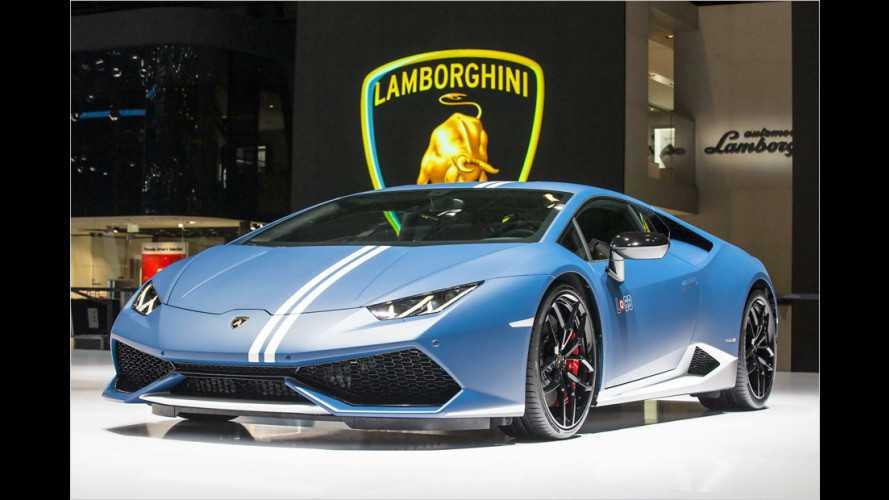 Lamborghini Huracán: Rarer Avio