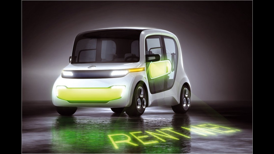 """EDAG Light Car – Sharing"": Weltpremiere auf Genfer Autosalon 2012"