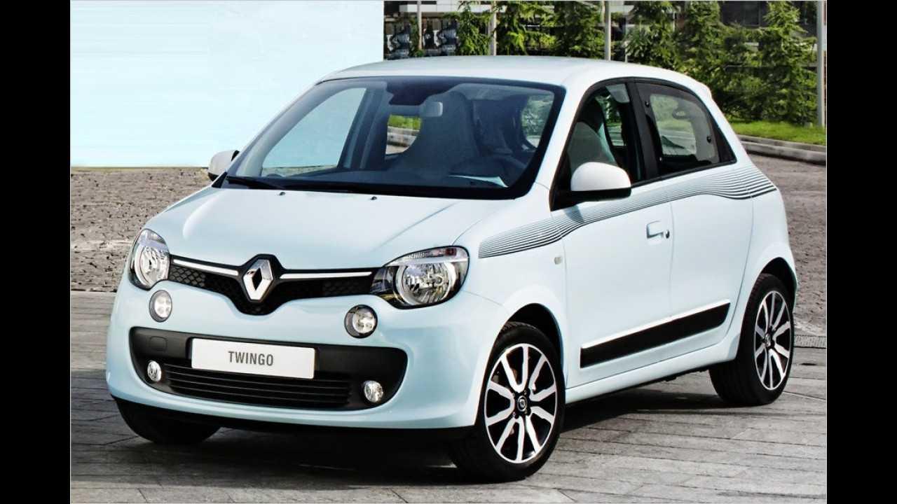 Renault Twingo (2015)