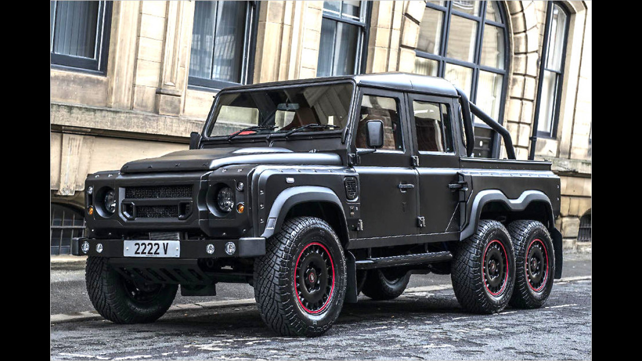 Kahn Design Flying Huntsman Defender