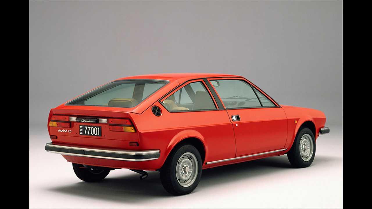 Alfasud Sprint (1976)