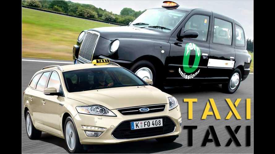 Hallo Taxi! Kraftdroschken aus aller Welt