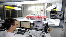 Mercedes-Benz climatic wind tunnels 18.07.2011