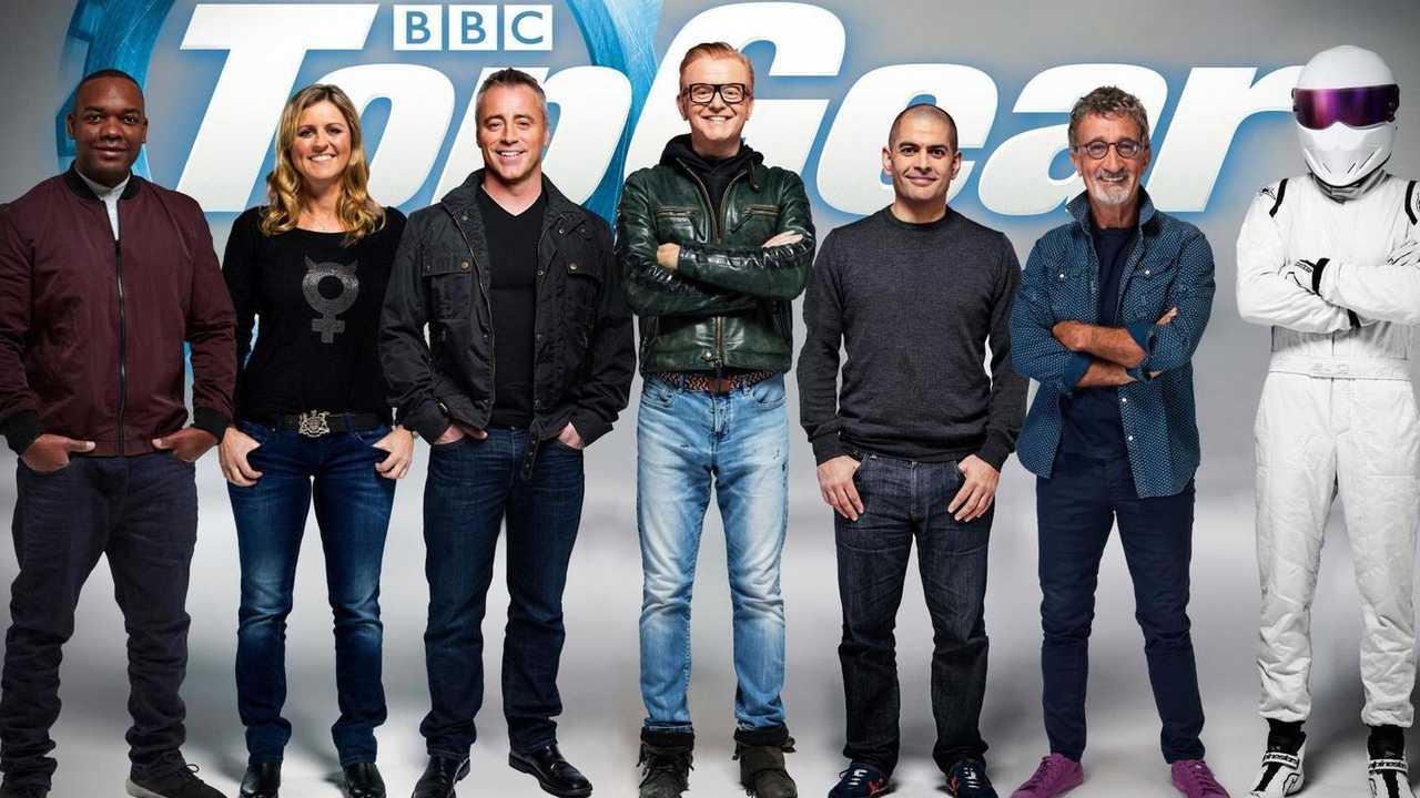 L'équipe de Top Gear