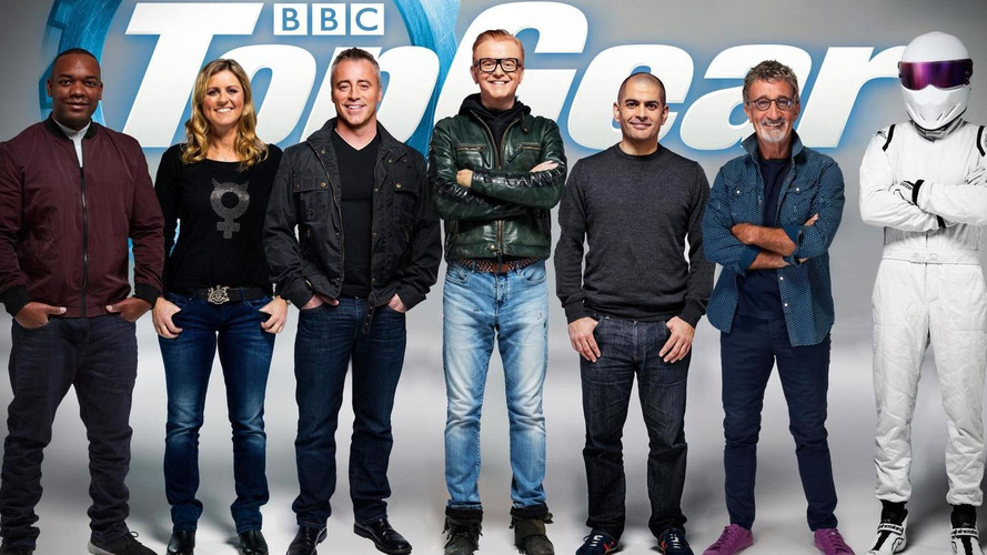 Chris Harris, Eddie Jordan, Sabine Schmitz, Rory Reid join Top Gear