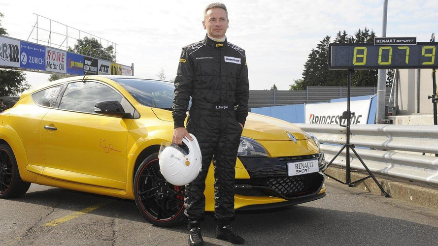Renault Megane RS Trophy sets Nürburgring record