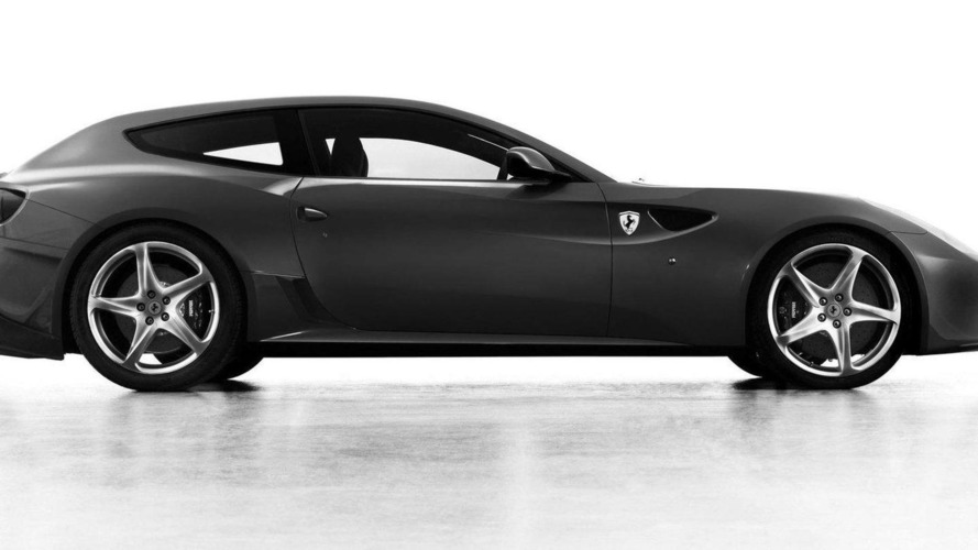 'Maximus' Ferrari FF with 888 HP by DMC