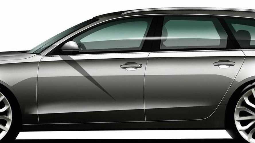 2012 Audi A6 Avant unveiled [videos]