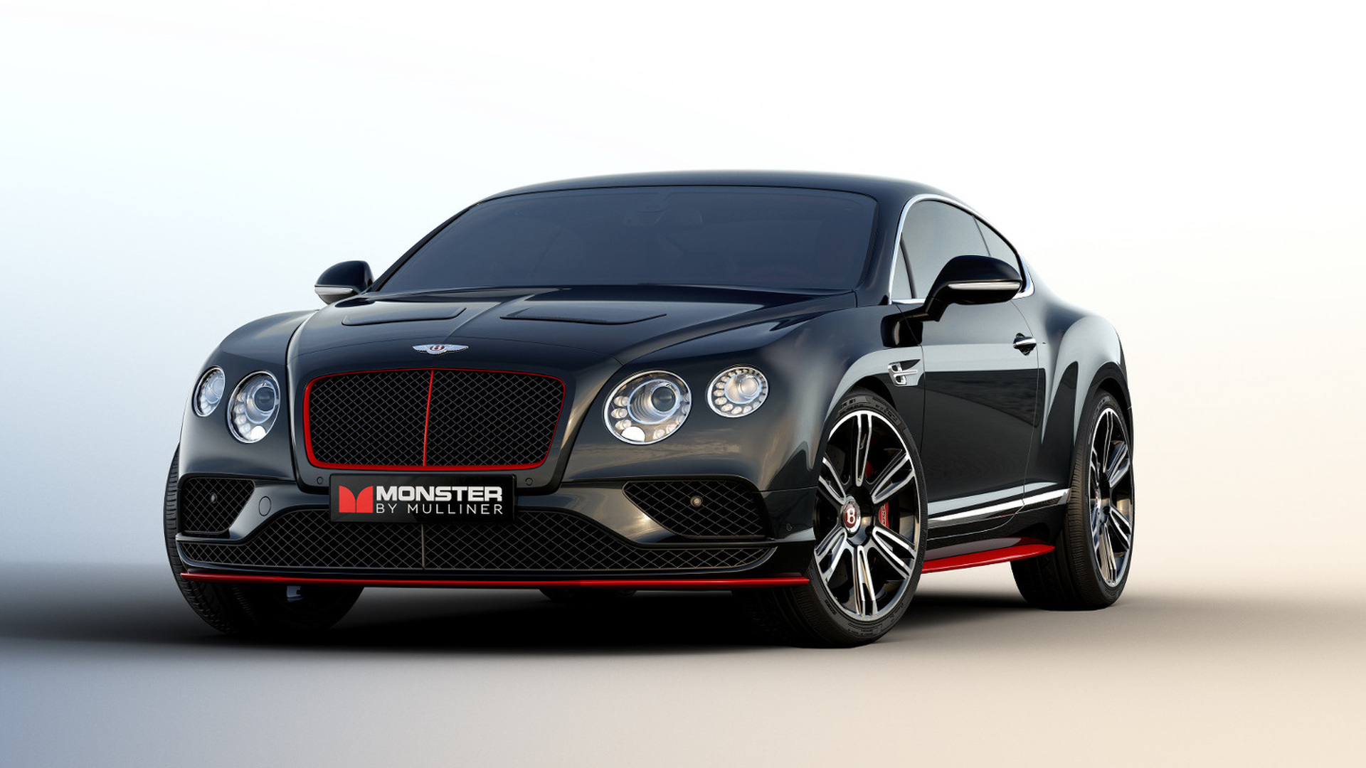 Bentley Continental GT Monster by Mulliner unveiled with a bespoke