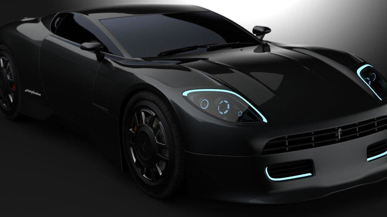 Pininfarina Coupe Concept by Peter Norris 31.05.2011