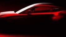Aston Martin Zagato concept - 11.5.2011