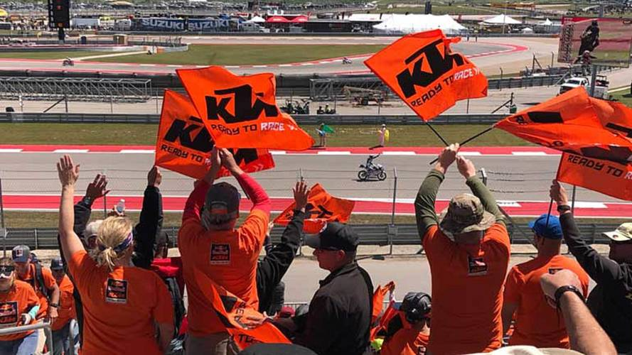 Fan Perspective: MotoGP in Texas