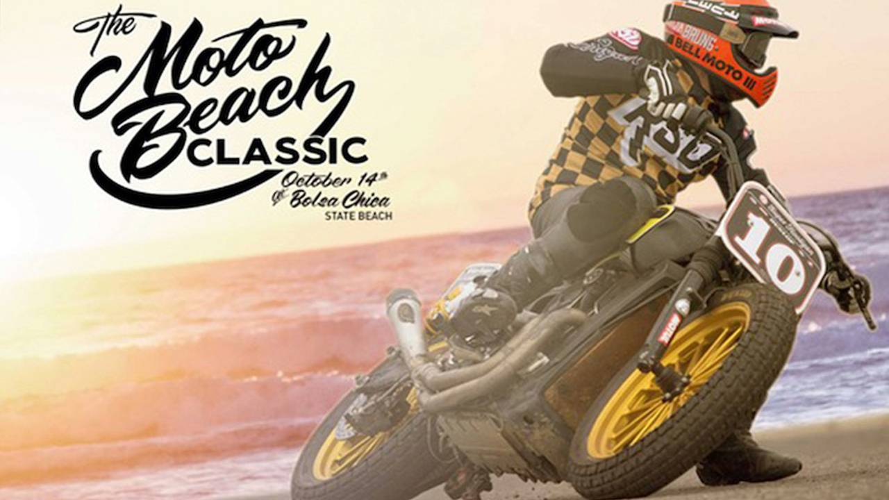 Details Announced for Roland Sands' Moto Beach Classic