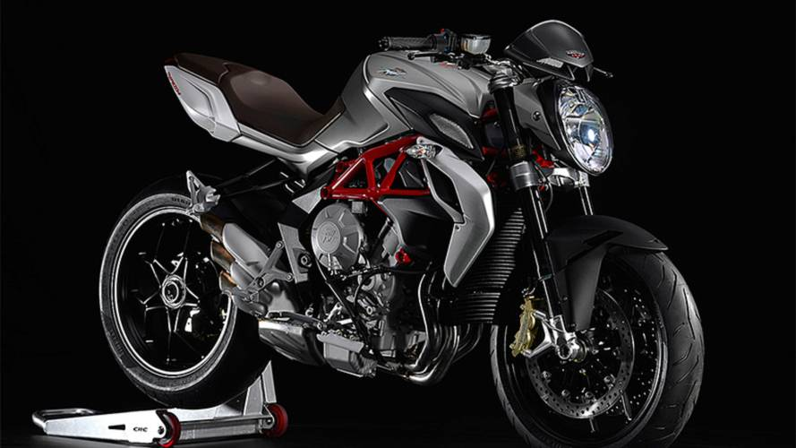 MV Agusta Brutale 800: 125 hp, 59lb.-ft., 368l bs