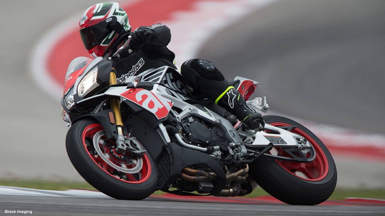 Grab the Bull by the Horns: Riding the 2017 Aprilia Tuono