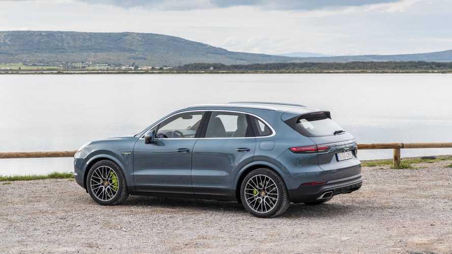 Comme le Macan, le Porsche Cayenne pourrait devenir électrique