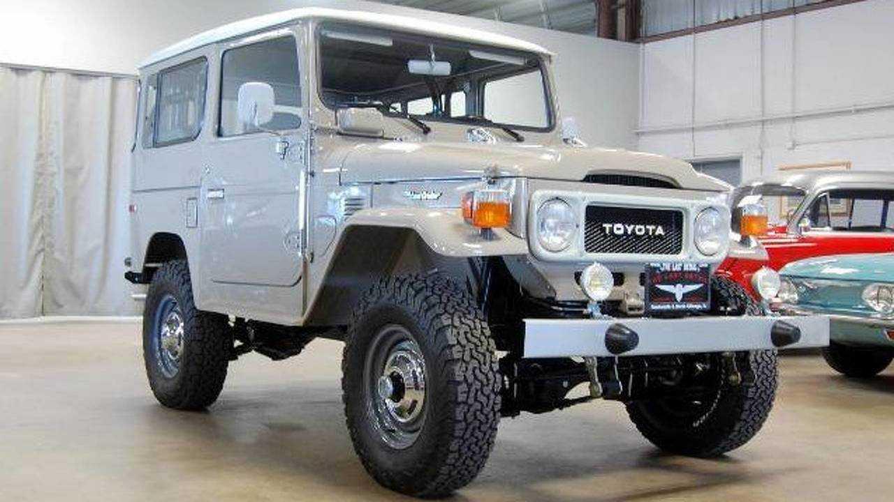Toyota FJ40 de 1983 (61.170 euros)