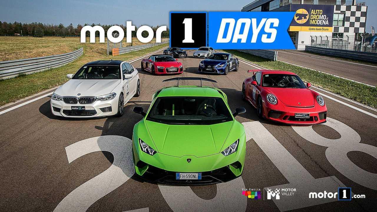 Motor1Days 2018