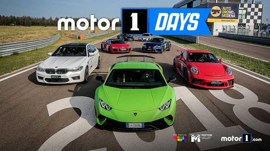 Motor1 Days - Gros succès pour la seconde édition !