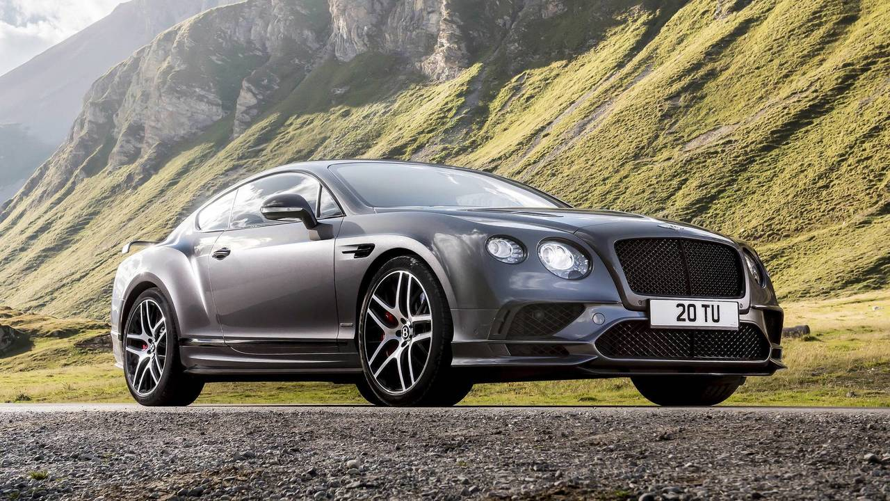 3 - Bentley Continental Supersports