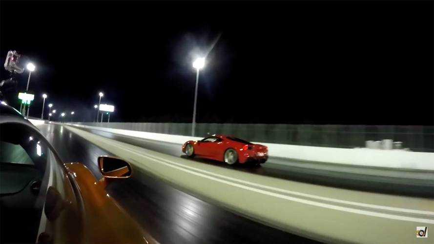 Ferrari 488 GTB vs. McLaren 720S: ¿cuál acelera más?