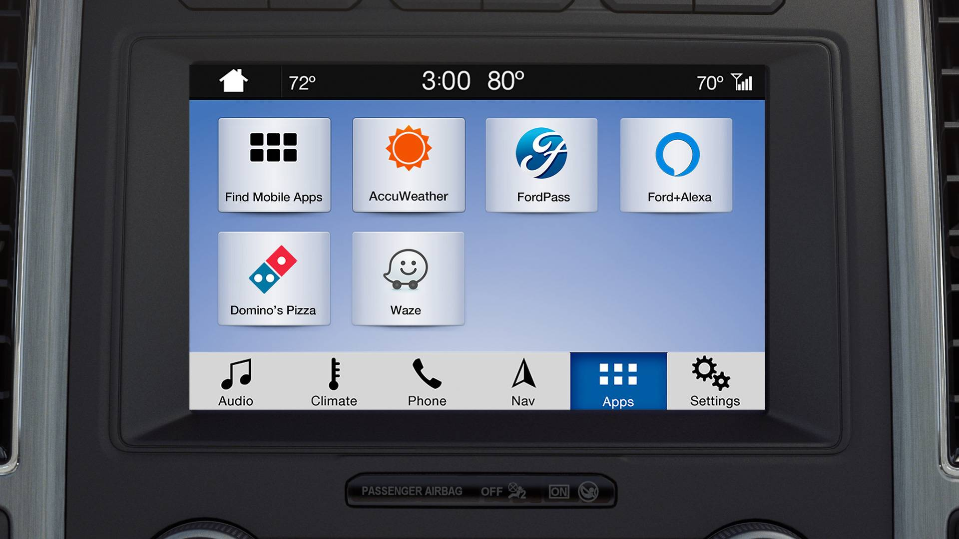 Ford Sync Iphone >> Ford Launches Waze Integration For Iphone Users