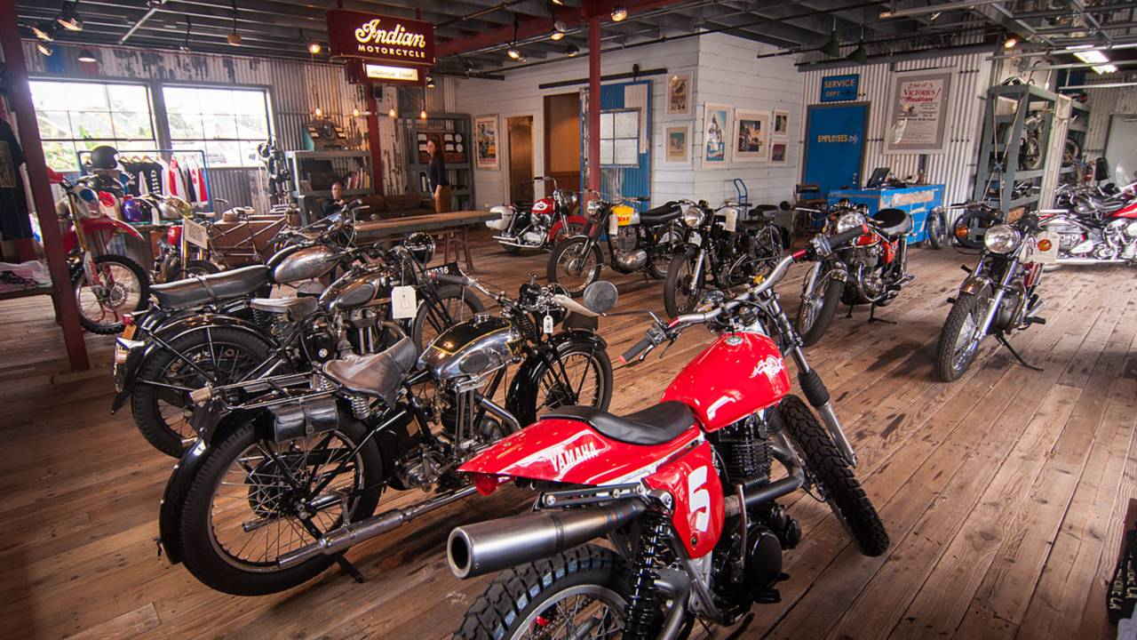 Reinventing The Montgomery Motorcycle