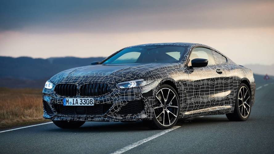 BMW M850i xDrive Officially Confirmed With 523 HP, 553 LB-FT