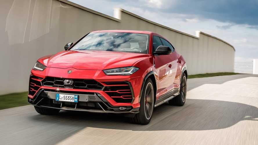 Jó eséllyel az Urus lesz a legkisebb SUV a Lamborghini portfóliójában