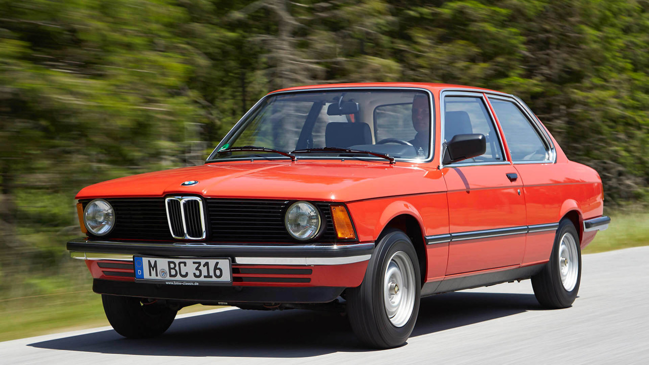 Platz 12: BMW 3er-Reihe