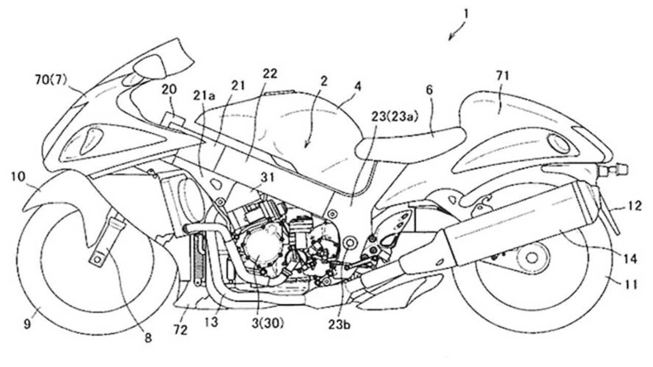 New Patents Suggest Semi-Automatic Hayabusa-Variant