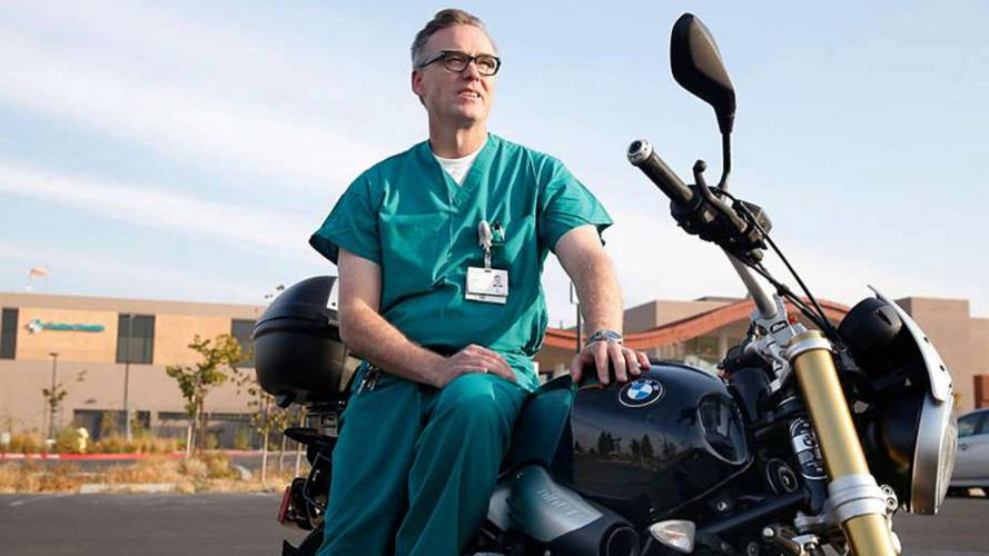 California Doctor Rides Through Hell, Saves Premature Babies
