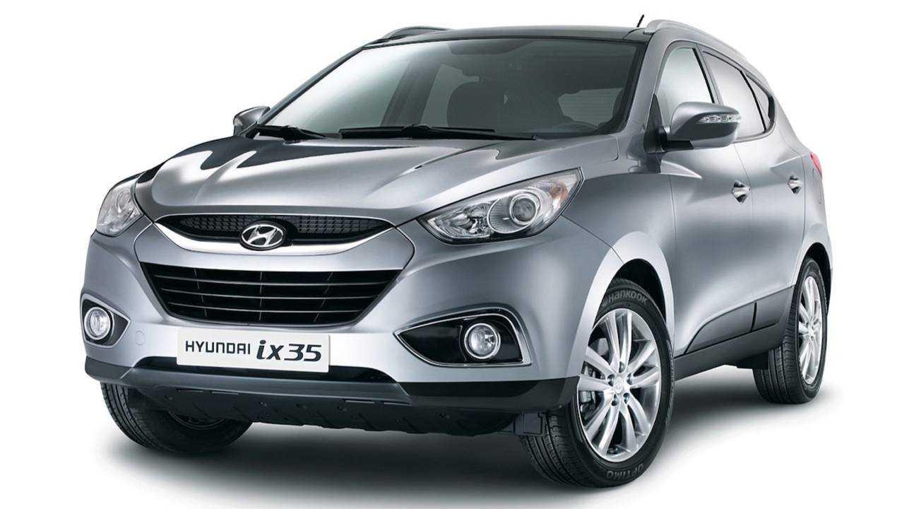 2011 - Hyundai ix35