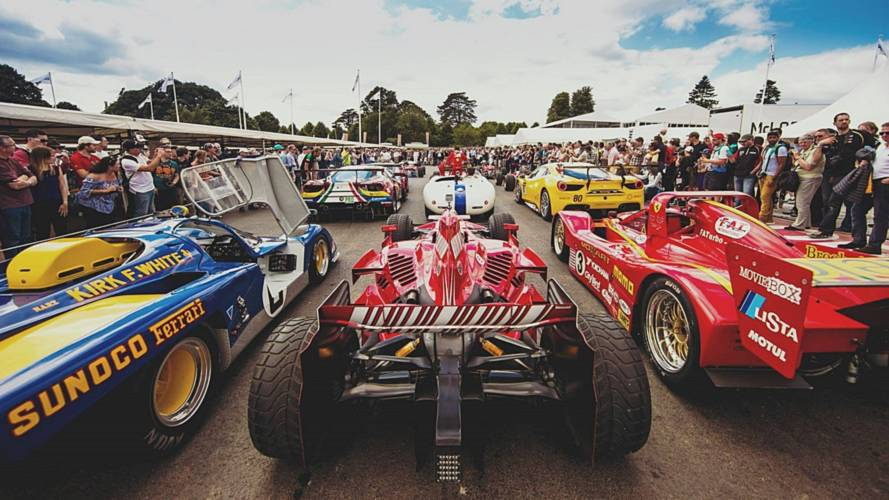 El Goodwood Festival of Speed 2018, en directo