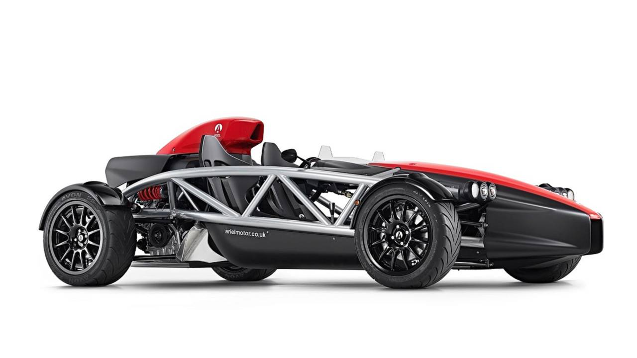 Honda Civic Type R Engined Ariel Atom 4 Gives Drivers A Facelift Greenlight Series Premium